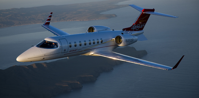 10Learjet45XR-6