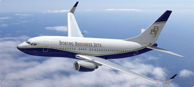 Boeing-BBJ