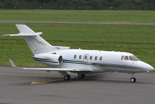 豪客800xp - 私人飞机系列