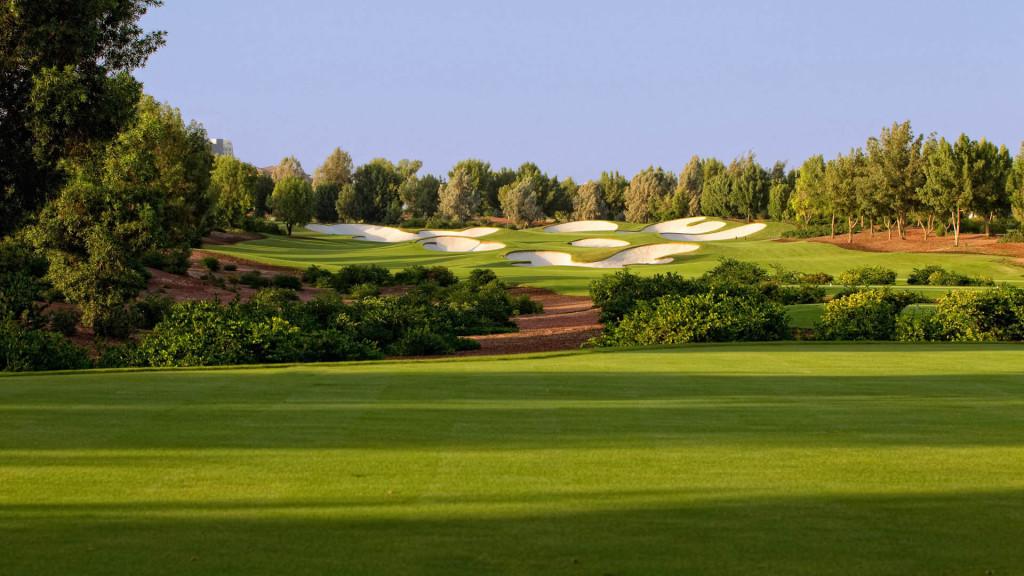 Jumeirah Golf Estates, golf course